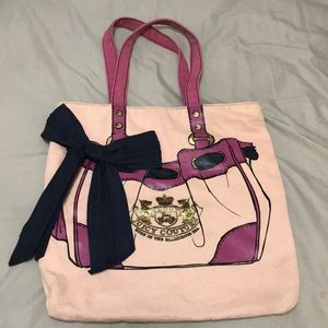 Authentic Juciy Couture Bag